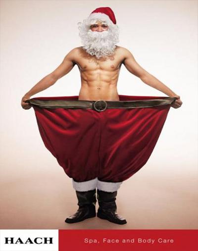 Haach-christmas-ad