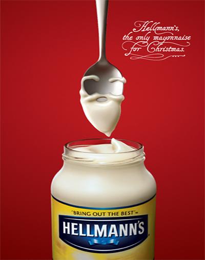 Hellmann's-Christmas-Ad